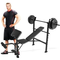 guy leech multi gym bench instructions