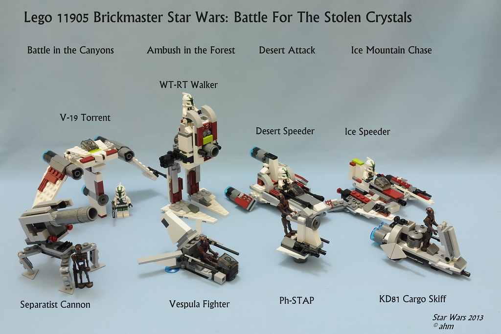 lego city brickmaster instructions