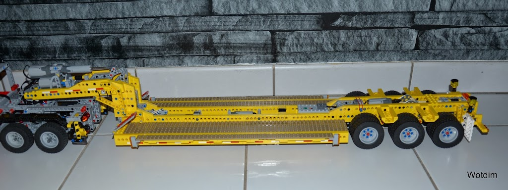 lego technic 8258 trailer instructions