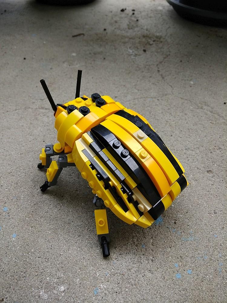 lego vw beetle instructions