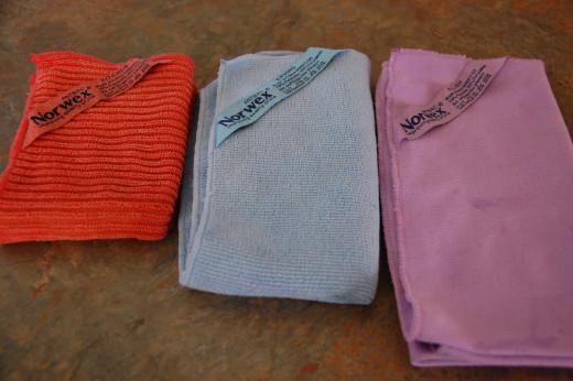 norwex body cloth instructions