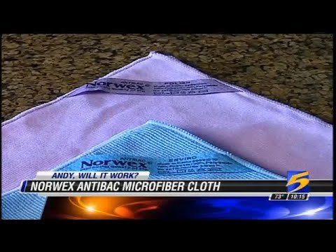norwex body cloth instructions