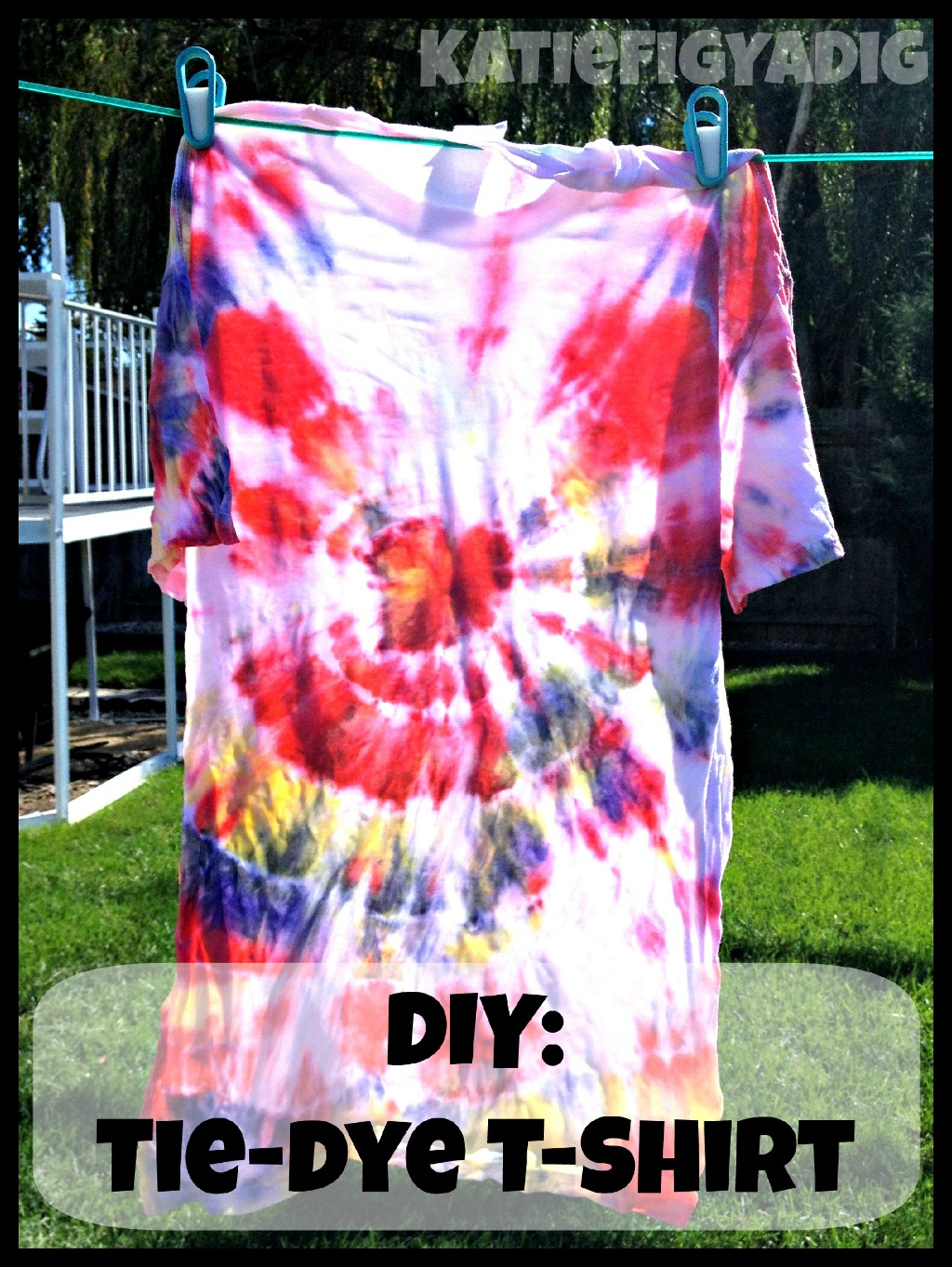 rit dye instructions tie dye