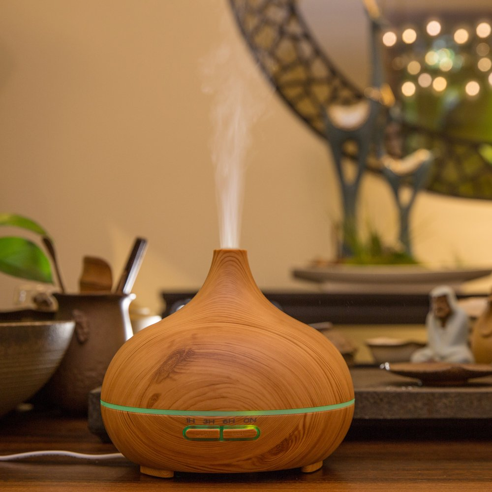 ultrasonic aroma diffuser instructions